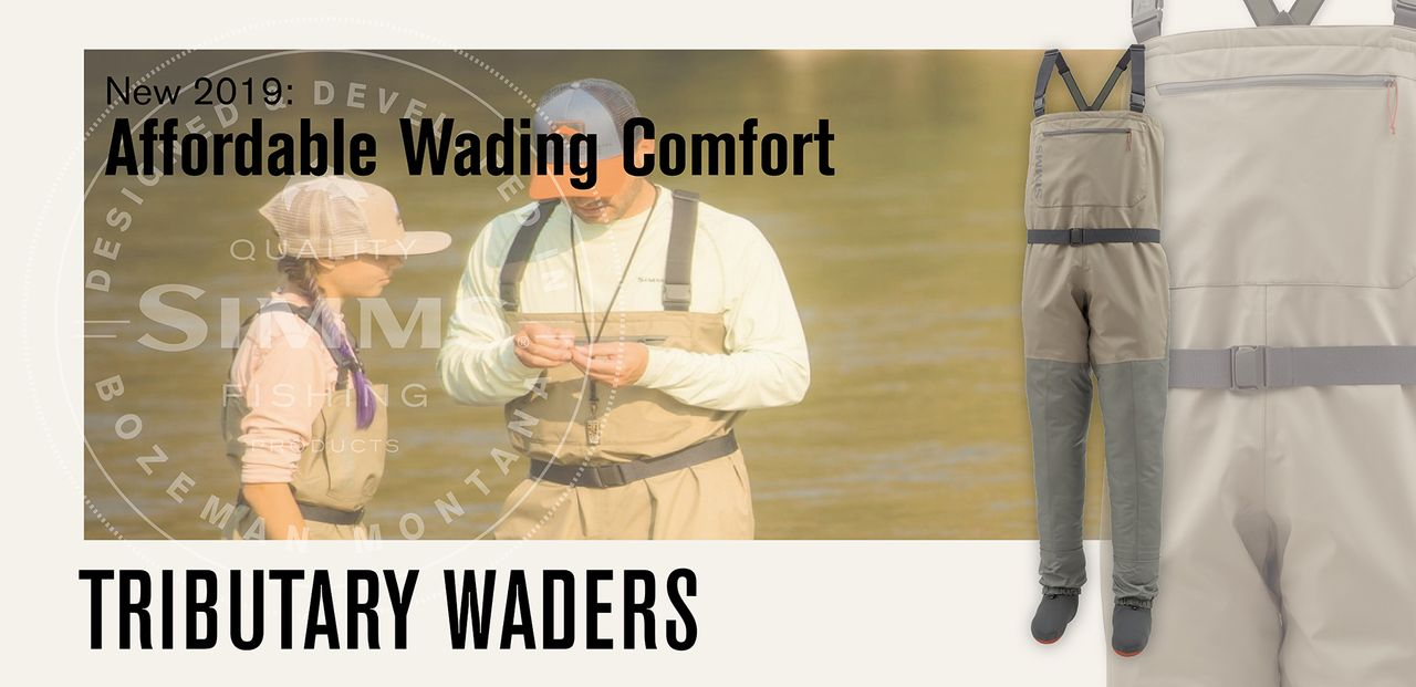 Tributary Waders
