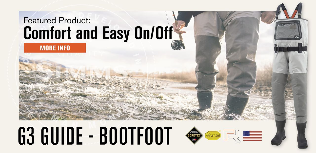 Simms G3 Guide Bootfoot