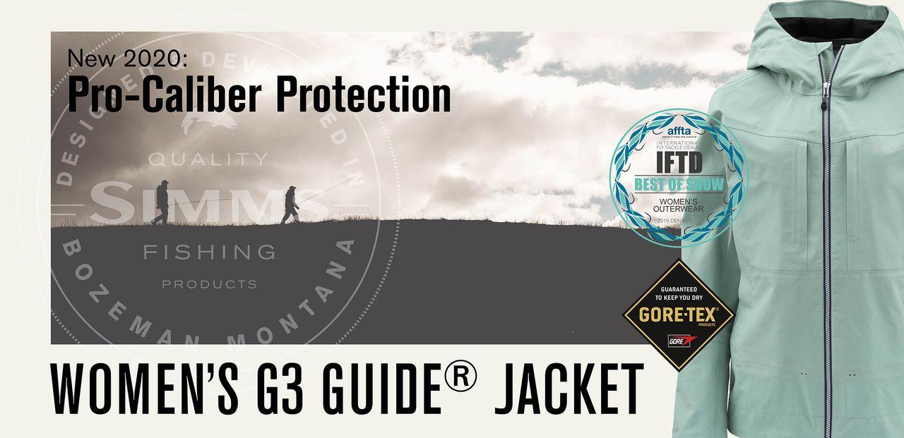 Simms Women's G3 Guide Jacket