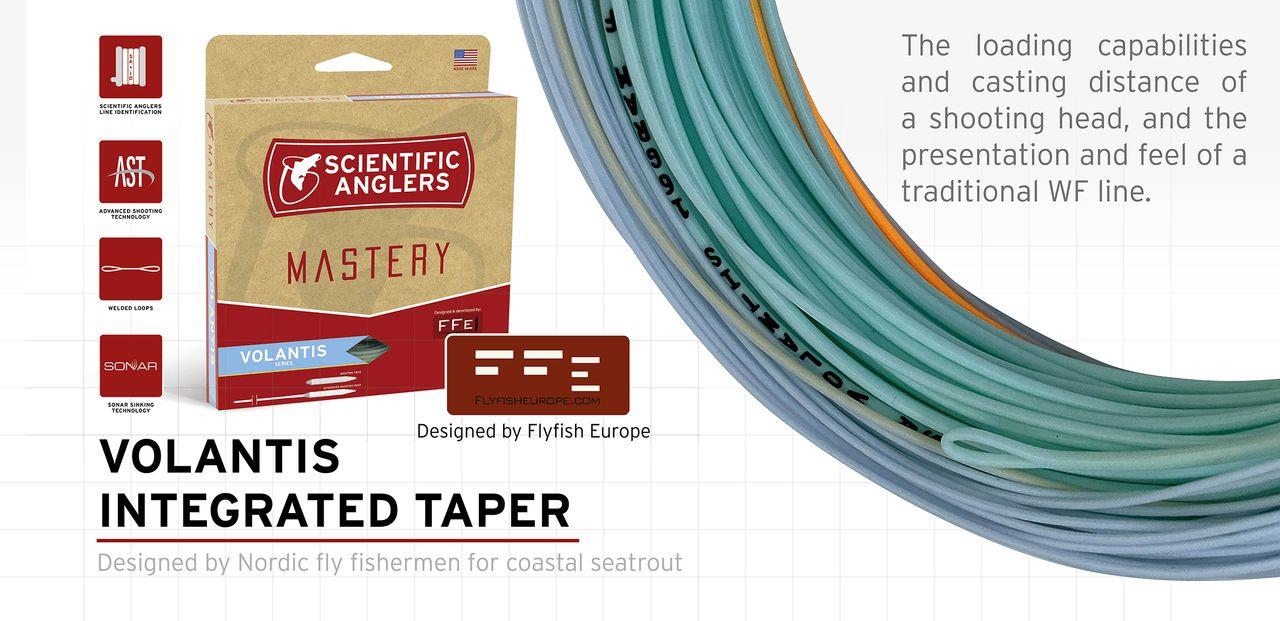 Scientific Anglers Volantis Integrated