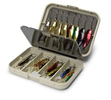 Lure Case for Minnow & Spoon
