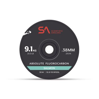 Absolute Salmon Fluorocarbon Tippet