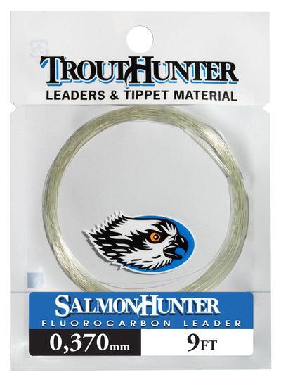 SalmonHunter Fluorocarbon Leader 9ft