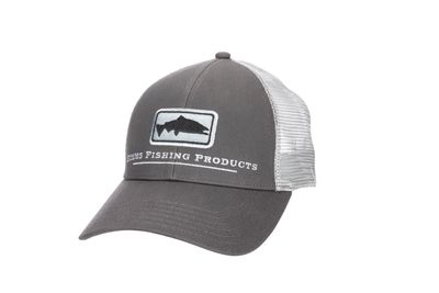 Salmon Icon Trucker