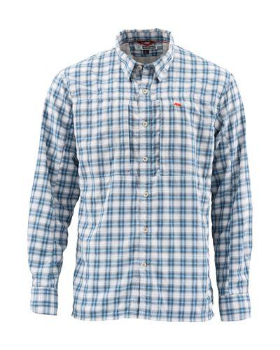 BugStopper Shirt Plaid