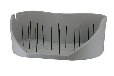 ECOastal Basket Light Grey