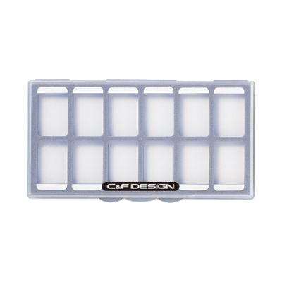 Magnetic Accessories Pallet 12 compartments