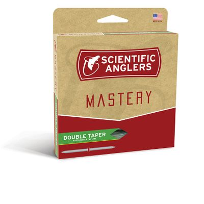 Mastery Double Taper