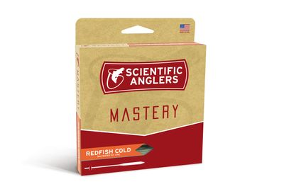 Mastery Redfish Cold