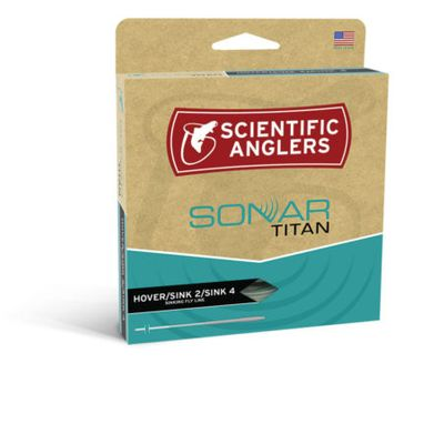 Sonar Titan Triple Density H/S2/S4