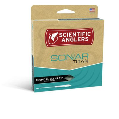 Sonar Titan Tropical Clear Tip