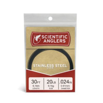 Black-Coated Stainless Wire