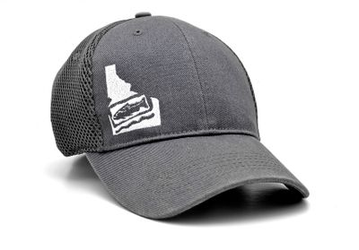 Idaho Logo Hat Trucker
