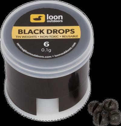 Tin Drop - Twist Pot