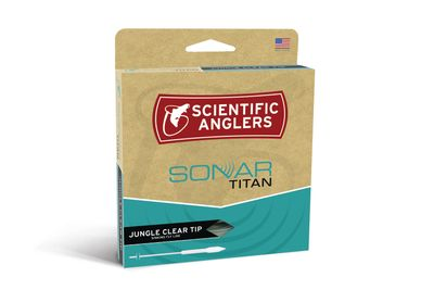 Sonar Jungle Titan Taper Clear Tip
