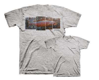 DeYoung Salmon T-shirt