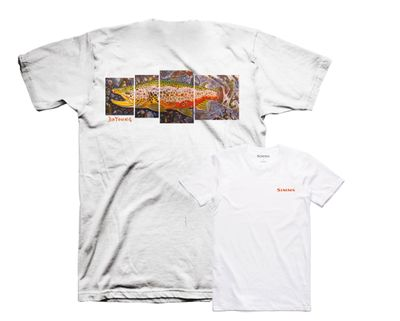 DeYoung Brown Trout T-shirt
