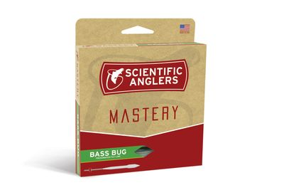 Mastery Bass Bug Taper