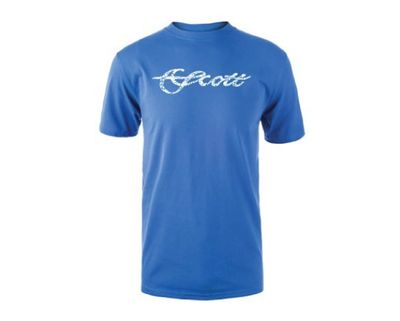 Scott T-shirt Royal Blue