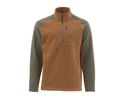 Rivershed Sweater-Quarter Zip