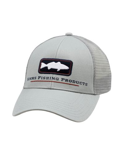 Redfish Icon Trucker