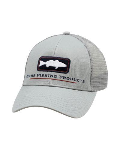 Redfish Icon Trucker