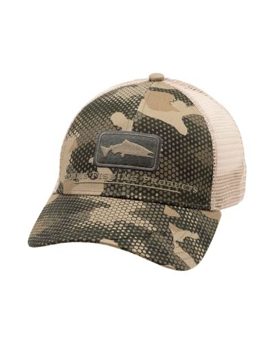 Salmon Icon Trucker