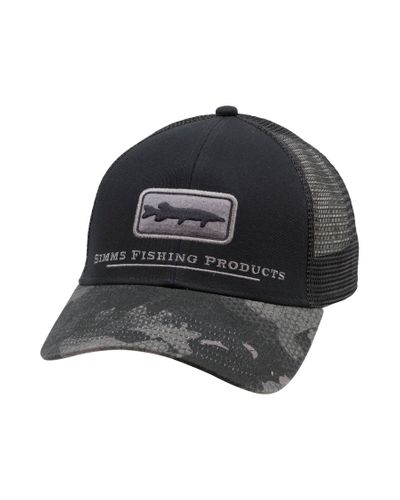Musky Icon Trucker