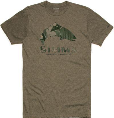 Trout Hex Flo Camo T-shirt
