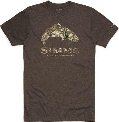 Trout River Camo T-shirt
