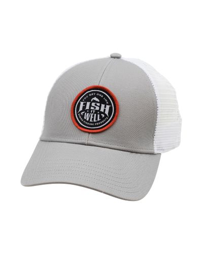 Fish It Well Trucker Small fit