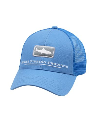 Bonefish Icon Trucker