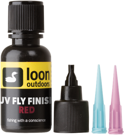 UV Fly Finish