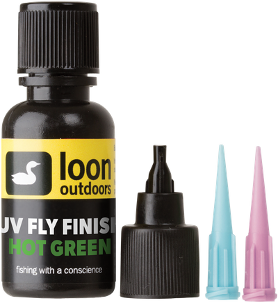 UV Fly Finish