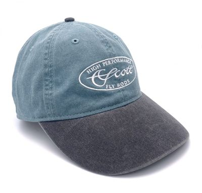 Teal 5-Panel Hat