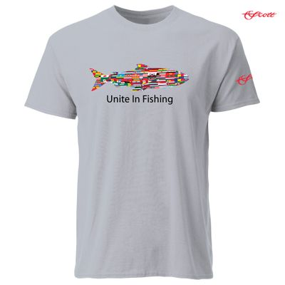Unite in Fishing T-shirt
