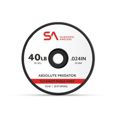 Absolute Predator 7×7 Knotable Wire