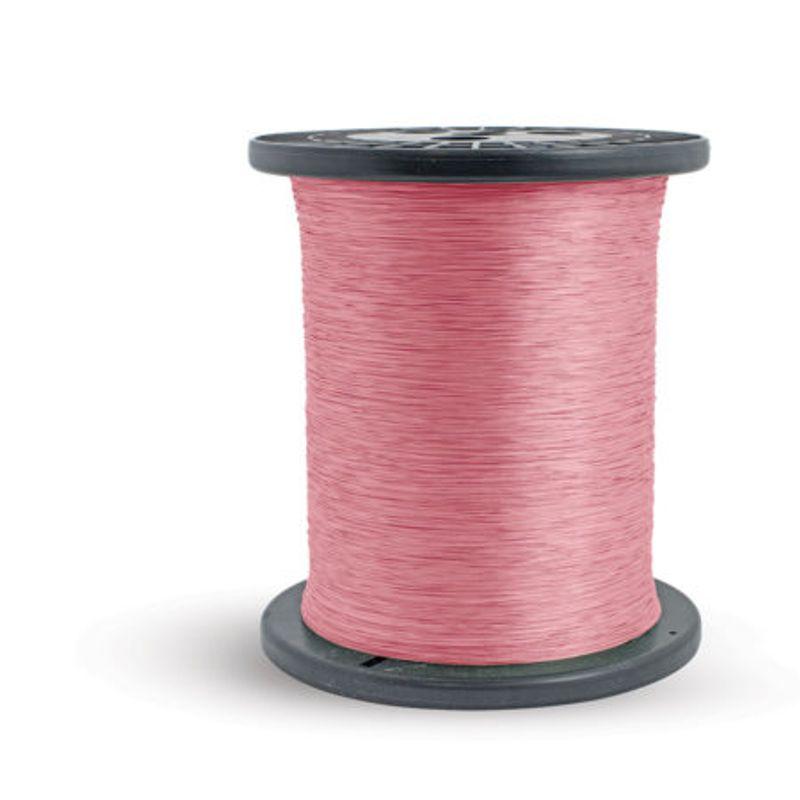 Dacron Backing Pink